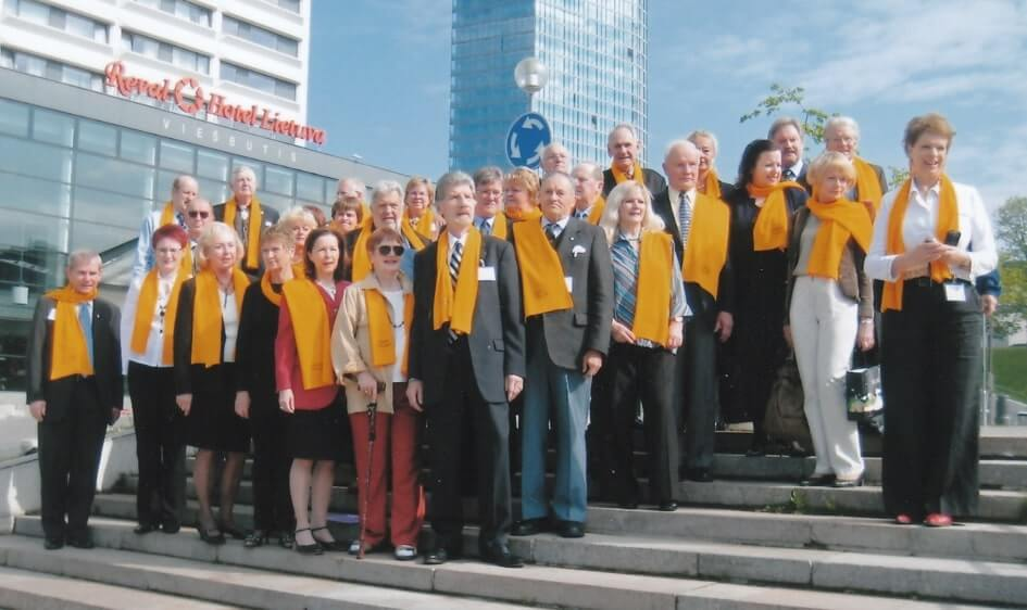 The Annual General Meeting of the EWC in Vilnius in 2008