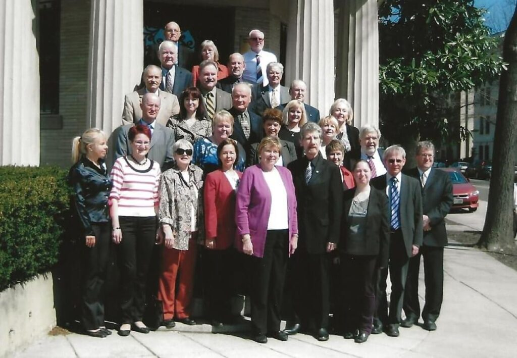 The Annual General Meeting of the EWC in Washington in 2010