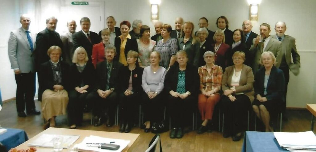 The Annual General Meeting of the EWC in Lund in 2011