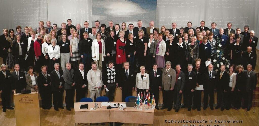 Rahvuskaaslaste Programmi II Konverents 2011