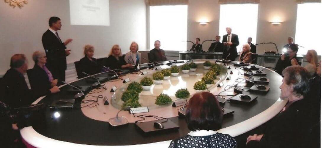 The Annual General Meeting of the EWC in Tallinn in 2012