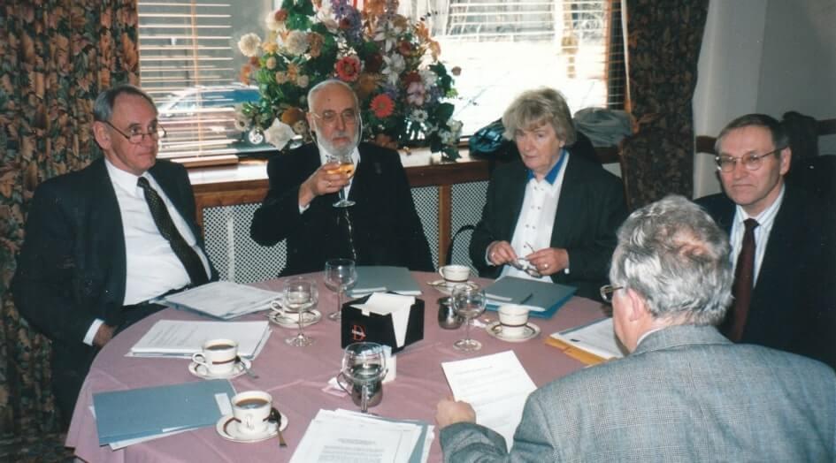 ÜEKN täiskogu New Yorgis/Newarkis 2001
