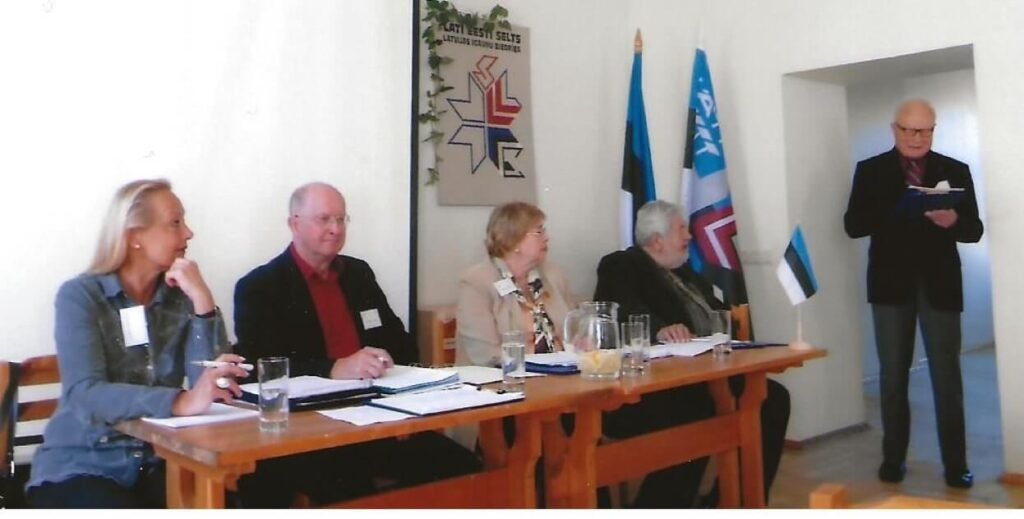 The Annual General Meeting of the EWC in Riga in 2014