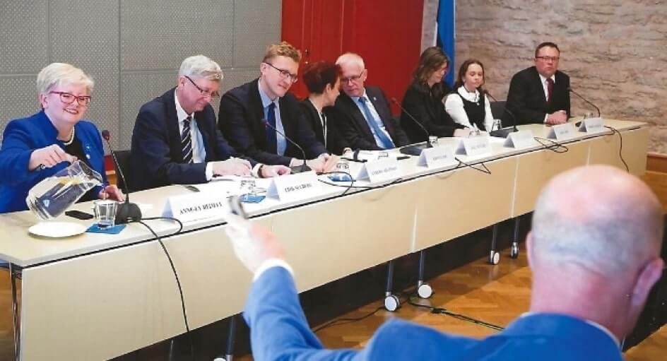 ÜEKN täiskogu Tallinnas 2018