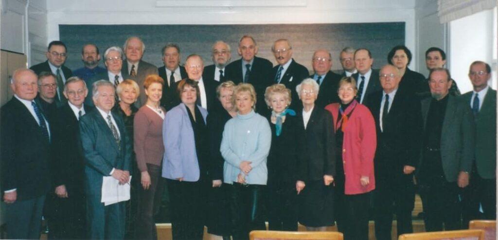 ÜEKN täiskogu Stockholmis 2002