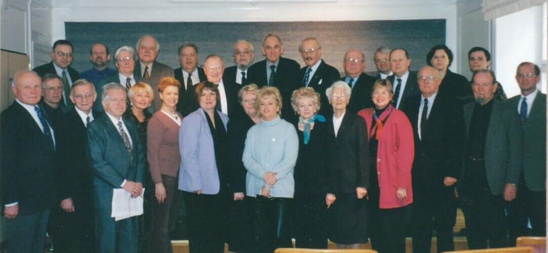The Annual General Meeting of the EWC in Stockholm in 2002