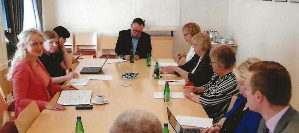 Global Estonians members in Tallinn in 2019