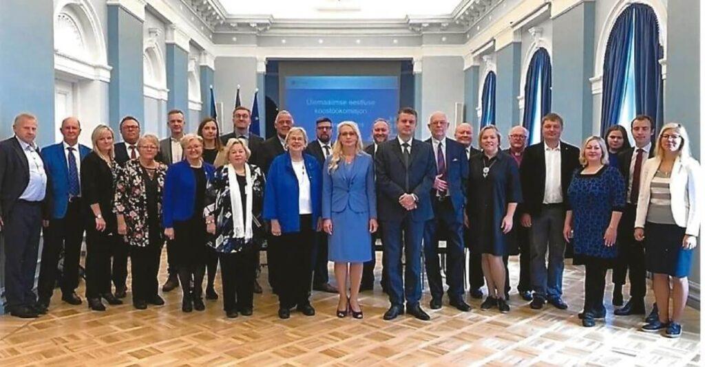 Globaalse/Üleilmse eestluse koostöökomisjon 2019