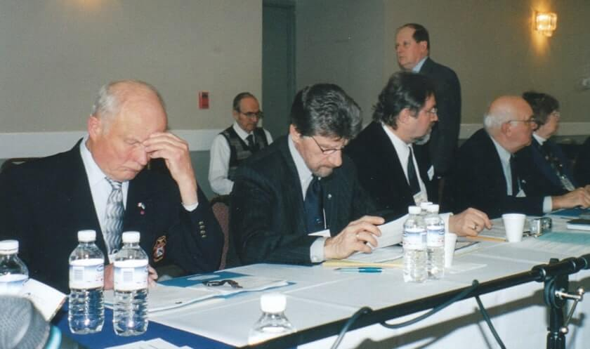 The Annual General Meeting of the EWC in Toronto in 2003