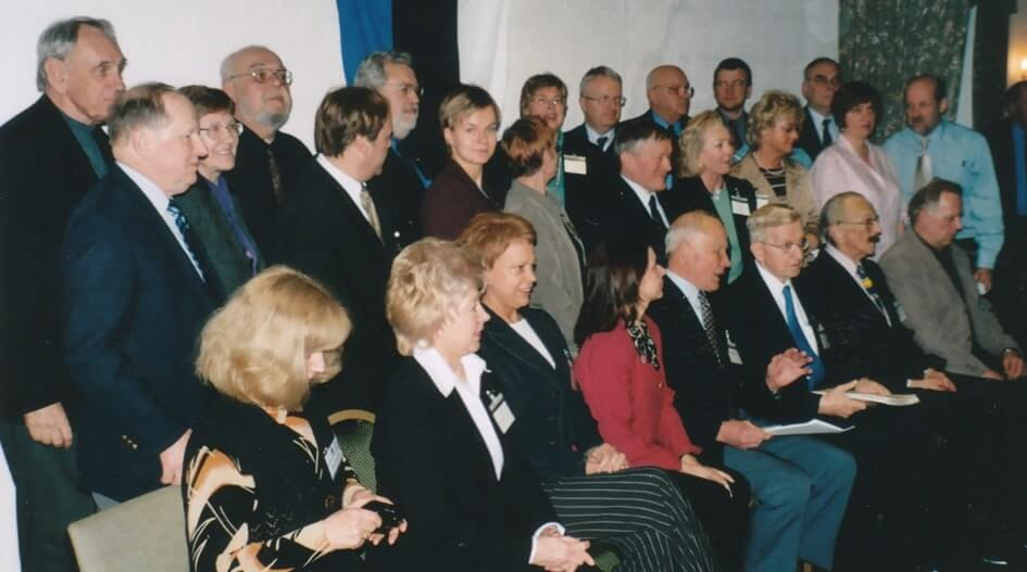 The Annual General Meeting of the EWC in England in 2004