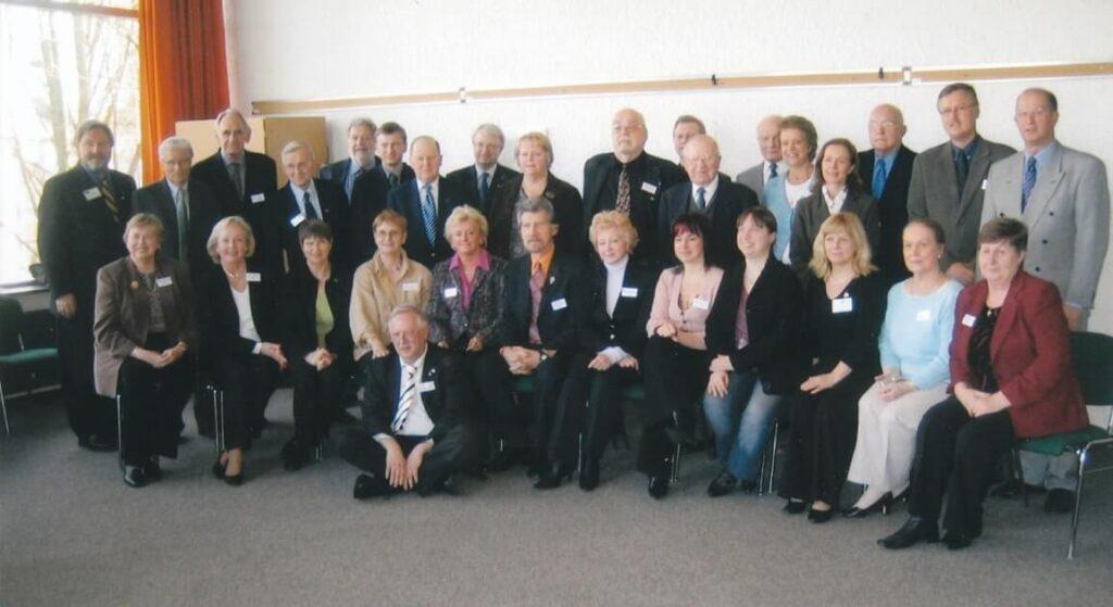 ÜEKN täiskogu Bocholtis, Saksamaal 2006