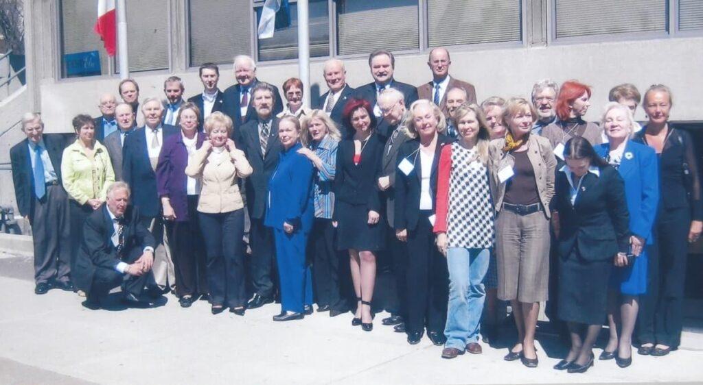 ÜEKN täiskogu Torontos 2007