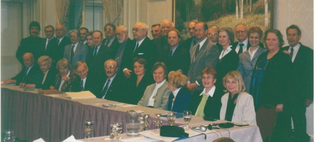 The Annual General Meeting of the EWC in New York/Newark in 2001